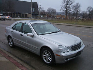 2004 Mercedes C240 4Matic - Only 165000 Km - Mint