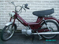 Mobilette Bombardier/Puch