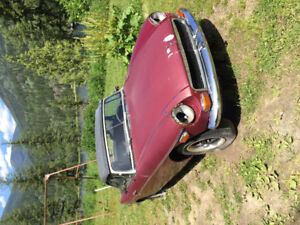 2 MGB's for $500.