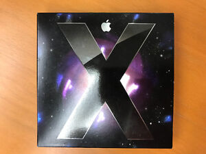Mac OS X Version 10.5.6 Leopard -  Family Pack