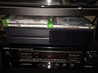 Xbox one with 3 games mint condition