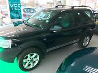 2003 Land Rover Freelander 1.8 Kalahari - MOT AUG