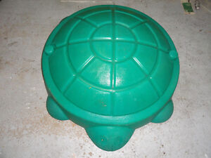 bac a sable tortue little tikes
