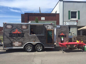 FALL SPECIAL!! TAXES IN! Concession Food Trailer