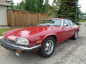 1988 Jaguar XJS 2 Door Coupe