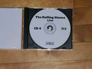 The Rolling Stones Live - 9 Album Collection, Russian CD Import! West Island Greater Montréal image 2