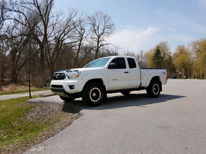 Toyota Tacoma TRD package