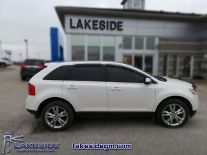 2013 Ford Edge Limited  - one owner - local - trade-in - non-smo