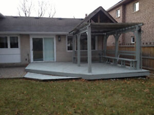 3 Bedroom house for rent in Richmond Hill !