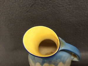 Collectible Antique Beautiful Falcon Ware Pitcher London Ontario image 6