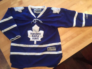 Toronto Maple LeafsJersey, Framed Cards and Pins