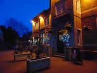 Bar Staff required various shifts available. The Crown Inn Hardingstone NN46BZ