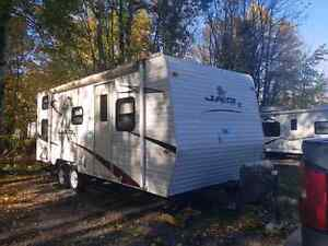 24' 2007 JAG travel trailer