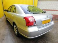 2008 TOYOTA AVENSIS COLOUR COLLECTION VVTI 1.8 PET, category S