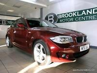 BMW 1 SERIES 2.0 118d SPORT Coupe [6X SERVICES and 30 ROAD TAX]