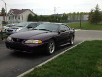 1996 Ford Mustang gt (SVO)