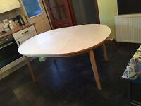 Ikea extendable table