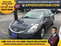 """Nissan Altima - BAD CREDIT - TEXT """"AUTO LOAN"""" TO 519 567 3020"""