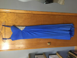 Royal Blue Prom/Formal Dress