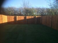 Fencing services northumberland