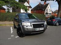 2008 LAND ROVER FREELANDER 2 AUTO 2.2 TD4 HSE*PAN ROOF-HEATED LEATHER*TOP SPEC*