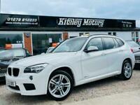 2013 13 BMW X1 2.0 SDRIVE20D M SPORT 5D 181 BHP DIESEL