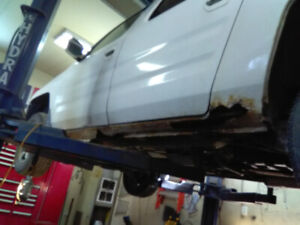 Rocker Panels Welded & Auto Repairs Cole Hbr 403-7518