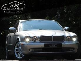 2003 03 JAGUAR XJ 4.2 V8 R 4D AUTO 400 BHP