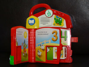 Leapfrog Musical Book / Livre musical Leapfrog West Island Greater Montréal image 2