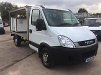 2011 61 REG IVECO DAILY S CLASS 2.3TD AUTO 35S11V MWB MILK FLOAT