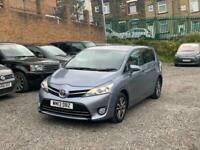 2013 Toyota Verso 2.0 D-4D Icon 5dr MPV Diesel Manual