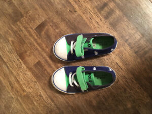 Polo Ralph Lauren toddler shoes size 8
