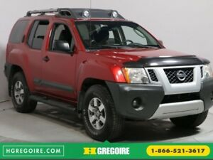 2011 Nissan Xterra PRO-4X 4WD A/C BLUETOOTH MAGS