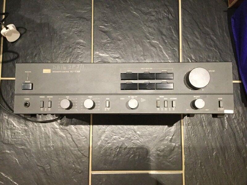 Sansui integrated amplifier AU-GX30