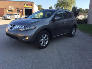 2009 Nissan Murano SL/CERTIFIED&E-TESTED