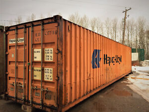 Used 40' Shipping Container / Sea Can