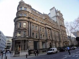 ●(Finsbury Circus-Liverpool Street-EC2M) Modern & Flexible - Serviced Office Space London!‎