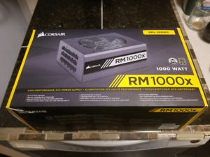 Corsair 1000 watt power supply