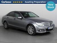 2012 MERCEDES BENZ C CLASS C200 CDI BlueEFFICIENCY Elegance 4dr Auto