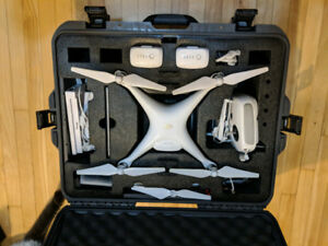 DJI Phantom 4 pro w/ accessories