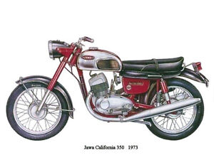 Looking for Jawa & CZ Czech Motorcycles