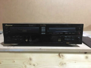 Pioneer Elite PDR-W37 CD Multi CD changer and recorder