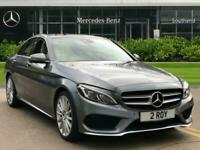 2017 Mercedes-Benz C Class C220d 4Matic AMG Line Premium Plus 4dr Auto Saloon Di