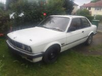 BMW 320i e30 drift project Classic car