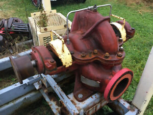 Water pump 1000 GPM