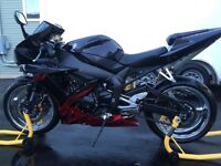 2003 Yamaha r1 feeler add