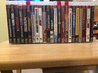 Lots of games for sale