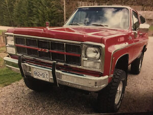 Show Quality Fully Restored 1980 Jimmy