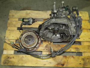JDM HONDA Prelude H22A 5 Speed Manual Transmission M2S4 Gearbox