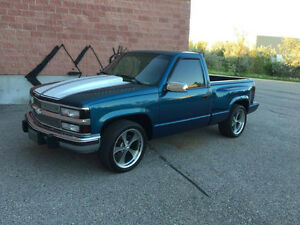 1992  Chevy 1500 step side